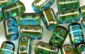 "Rulla 5 x 3mm Tube 2.5"" : Aquamarine - Celsian"