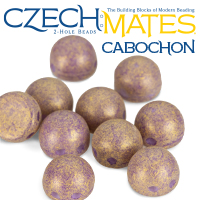 CzechMates Cabochon 7mm (loose)