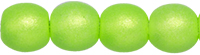 Round Beads 3mm (loose) : Neon Lime