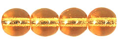 Round Beads 6mm (loose) : Topaz