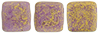 CzechMates Tile Bead 6mm (loose) : Pacifica - Fig