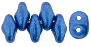 SuperDuo 5 x 2mm (loose) : ColorTrends: Saturated Metallic Galaxy Blue