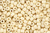 Matubo Seed Bead 6/0 (loose) : Luster - Opaque Champagne