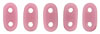 CzechMates Bar 6 x 2mm (loose) : Pink - Coral
