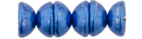 Teacup 4 x 2mm (loose) : ColorTrends: Saturated Metallic Galaxy Blue