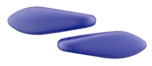 Dagger Beads 5/16mm (loose) : Powdery - Blue