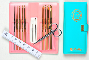 Tulip - Crochet Hook Set (14 pcs) : Classic 2