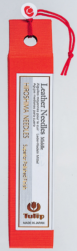 Tulip - Leather Needles (2 pcs) : Middle