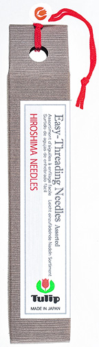 Tulip - Easy-Threading Needles (6 pcs) : Assorted