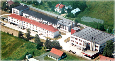 Starman / Koralex Czech Bead Factory near Jablonec, Czech Republic